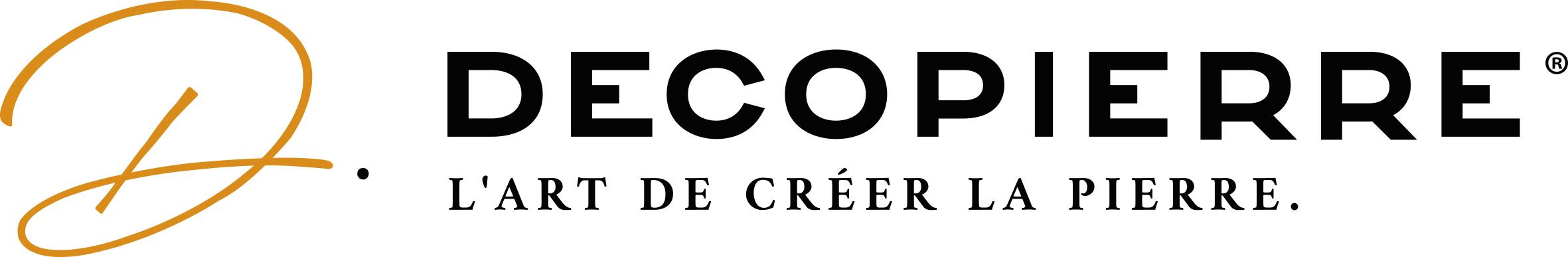 logo DECOPIERRE CMJN 1 - Présentation de notre partenaire l'entreprise Décopierre