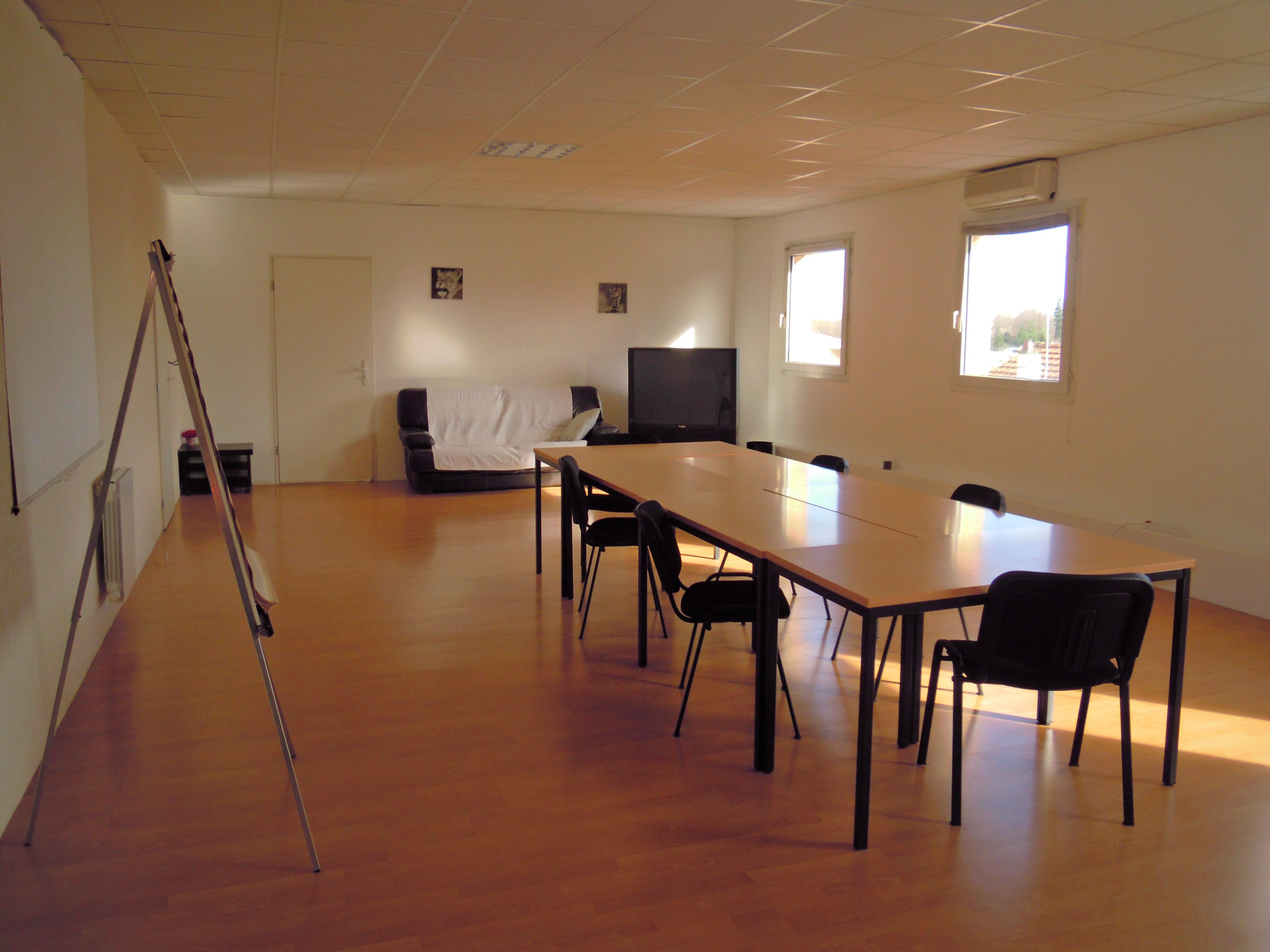 Salle Ikebana 2 modif - Location de salles de réunion