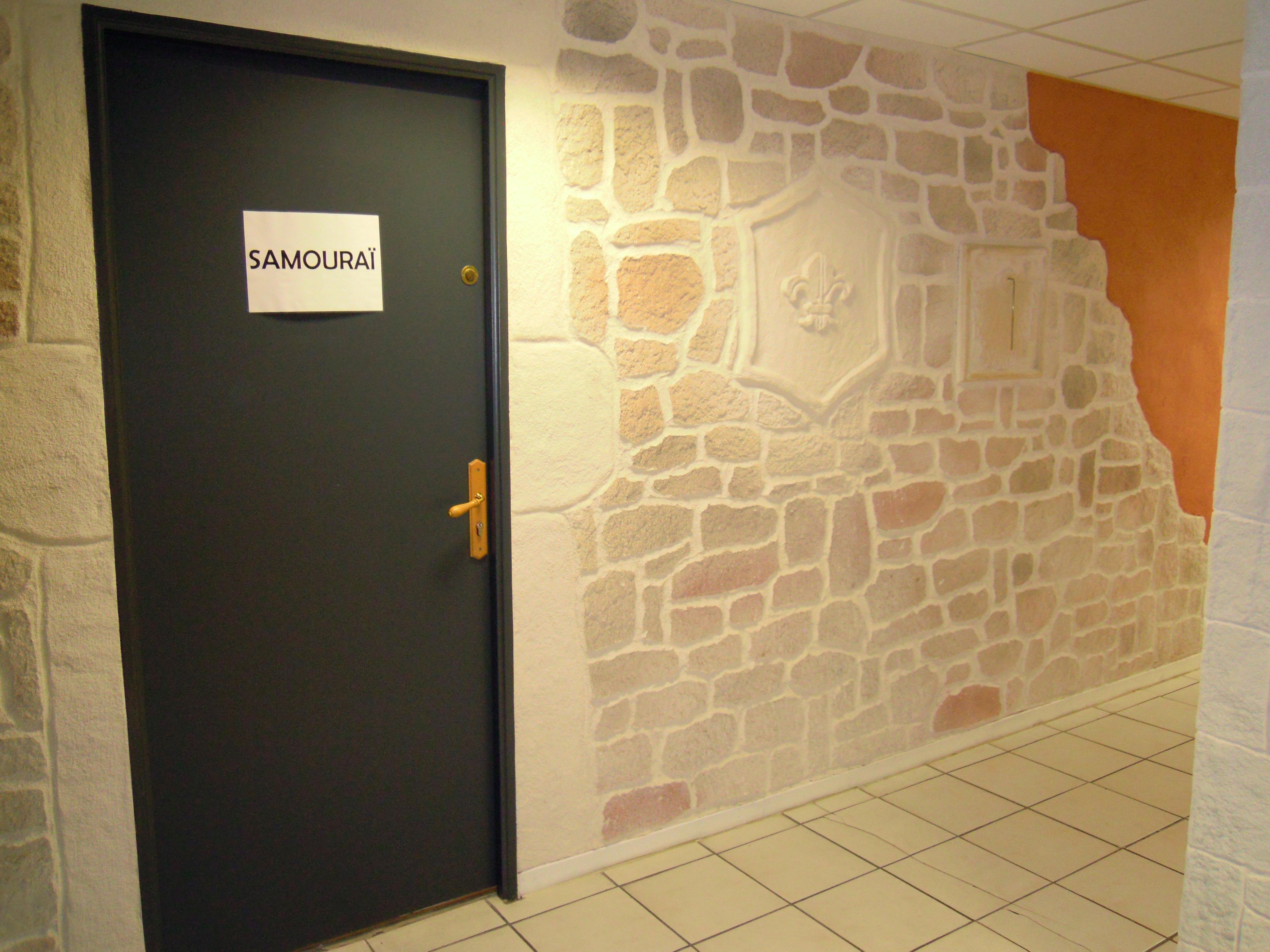 Salle Samouraï 1 modif - Location de salles de réunion