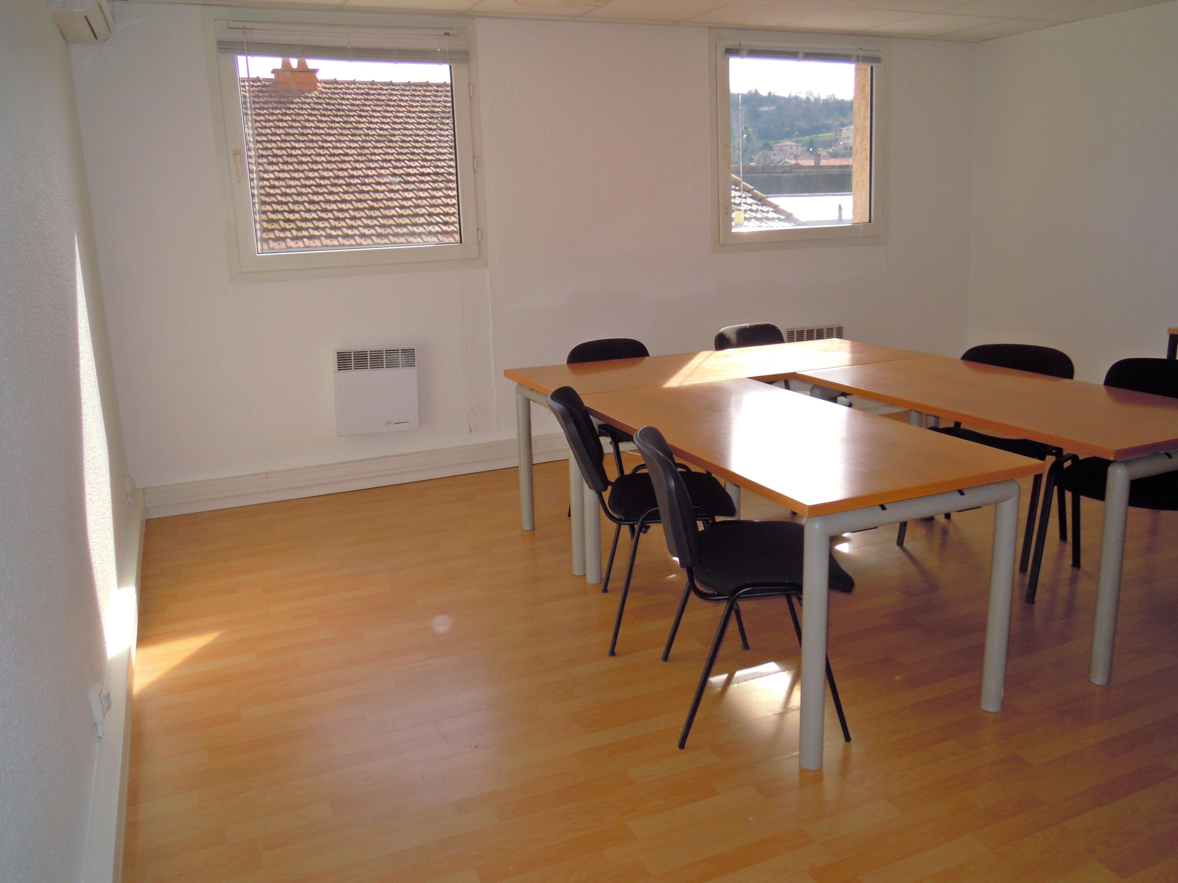 Salle Samouraï 2 modif - Location de salles de réunion